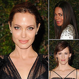 Angelina Jolie Shows Us How Black-Tie Beauty Is Done