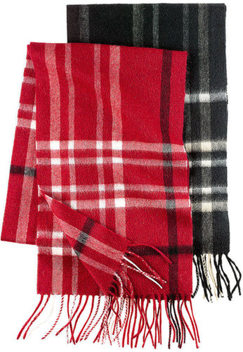 Charter Club Scarf, Exploded Signature Plaid Cashmere Scarf
