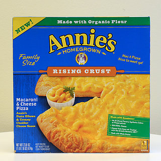 Annie's Macaroni and Cheese Pizza Review