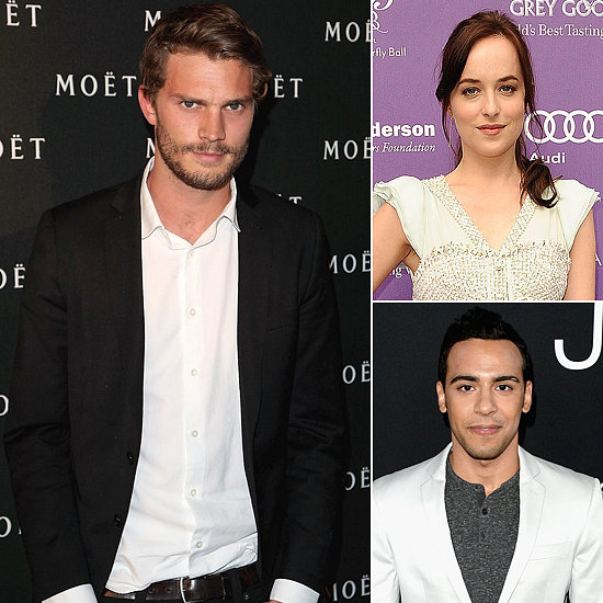 You'll Never Guess Who's Going to Be in Fifty Shades of Grey