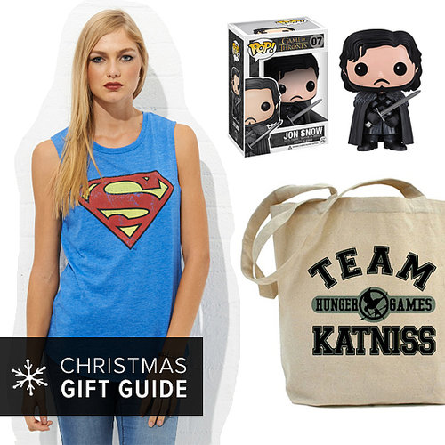 Christmas Gift Ideas Inspired by Pop Culture