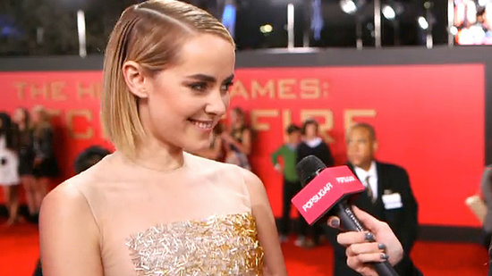 "Jena Malone on Getting Soaked by ""15-Year-Old-Girl Tears"""