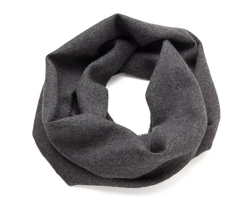 A cozy alpaca infinity scarf ($65) by the San Francisco-based company Cuyana is sure to keep the lucky recipient warm and stylish all Winter long.  — Lauren Turner, celebrity and features editor