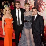 Catching Fire LA Premiere Pictures