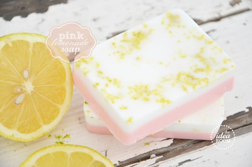 Pink Lemonade Soap