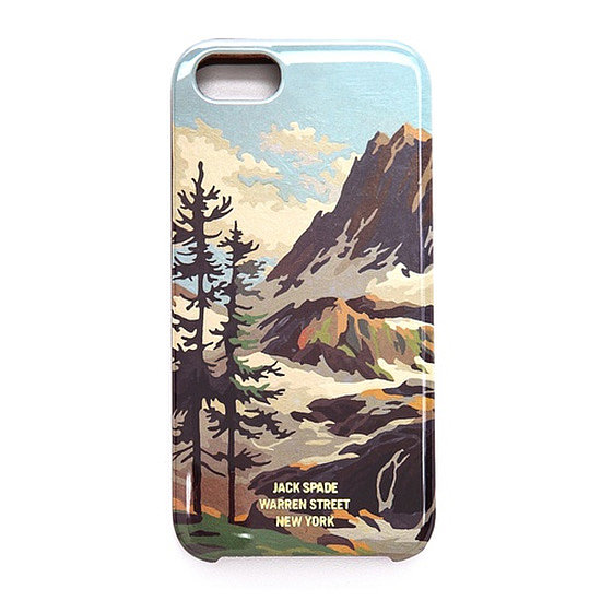 This Jack Spade iPhone case ($40) is the easiest way to always keep a bit of nature with you — and protect your phone, too.
