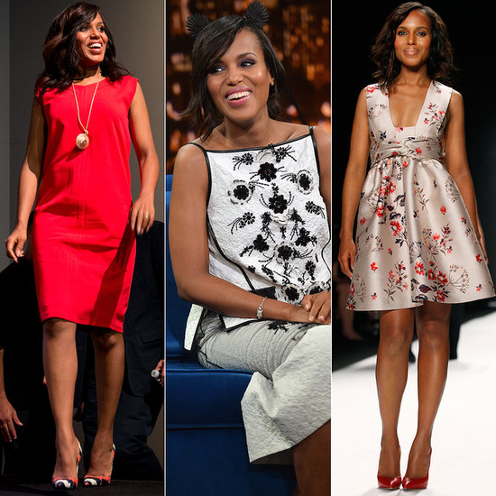 Kerry Washington Just Might Be the Most Stylish Mom-to-Be