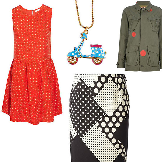 Shop the Polka Dot Trend
