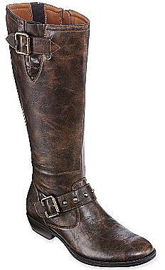 Bolo® Deandra Tall Double-Buckle Riding Boots