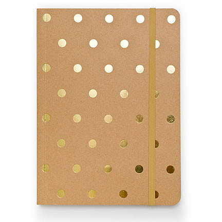 Polka-Dot Journal