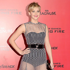 Catching Fire LA Premiere Celebrity Pictures