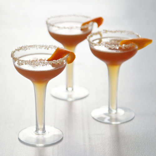 Ginger Sidecar Cocktail