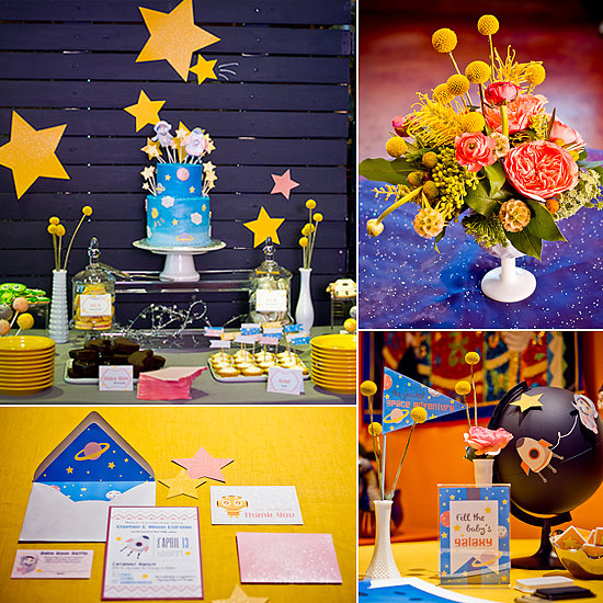 this awesome space themed baby shower was submitted by imary belandria