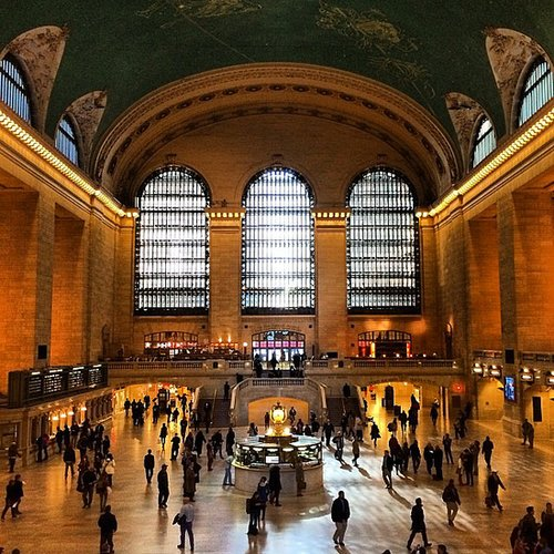 Grand Central Station Missed Connections