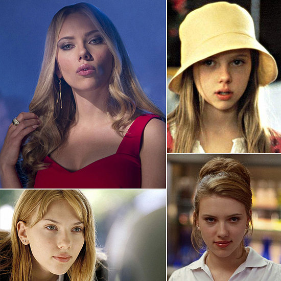 Sweet and Sexy: The Scarlett Johansson Movie Transformation