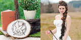 How to Host a Noncheesy Hunger Games Wedding