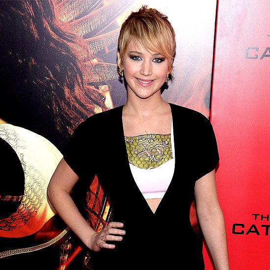 Jennifer Lawrence Proves the Power of the Little Black Dress
