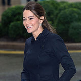 Kate Middleton Is Really Giving Us the Blues