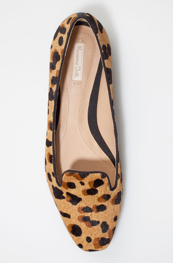 Replace her everyday flats with something a little more on-trend and just as classic. We think these Massimo Dutti Animal Print Slippers ($155) should do the trick.