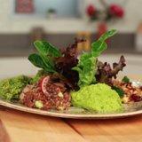 Happy Vegan Salad
