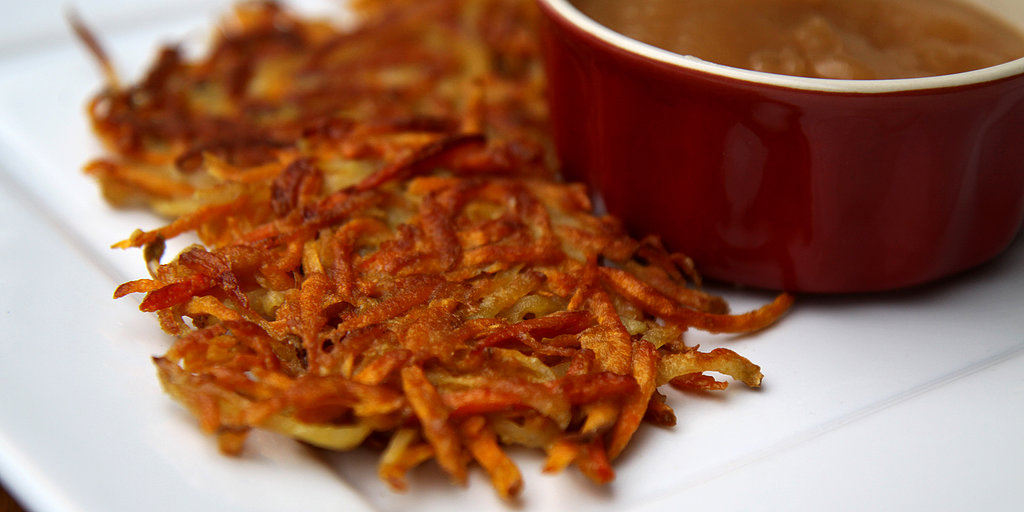 Latkes, Turkey, and Doughnuts For a Healthy Thanksgivukkah