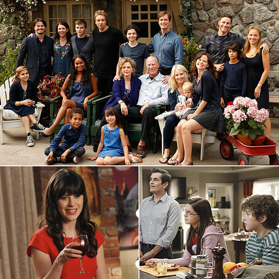 5 TV Families We'd Like to Spend Thanksgiving With