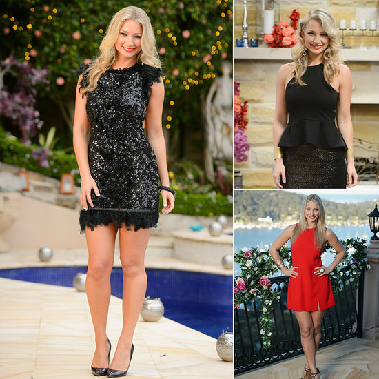 Re-Live Anna From The Bachelor's On-Screen Style