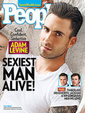 It's not just about looks, though there's no denying that they play a big part! Adam has had a super-successful year professionally and personally, with his role as a judge on The Voice US making him a household name, and his engagement to Victoria's Secret Angel Behati Prinsloo taking him off the market. It's Adam Levine's year, alright!