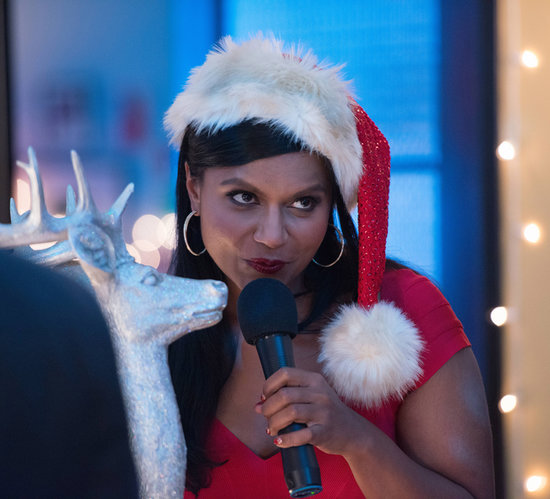 Christmas Comes Early on Tonight's Mindy Project