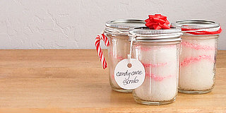 Get in Mint Condition With DIY Candy Cane Scrub