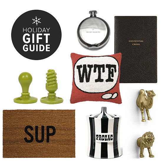 White Elephant Gifts You'll Want to Keep