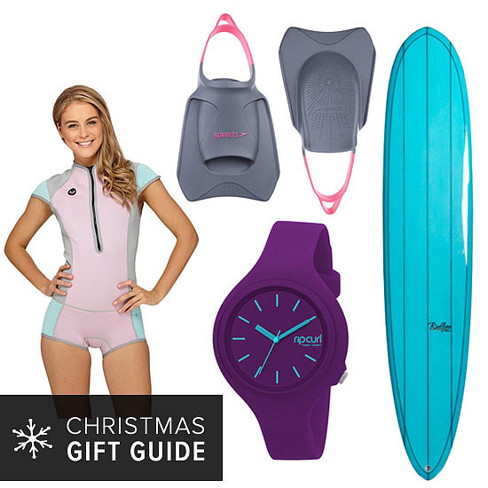 Christmas Gifts For Swimmers and Surfers