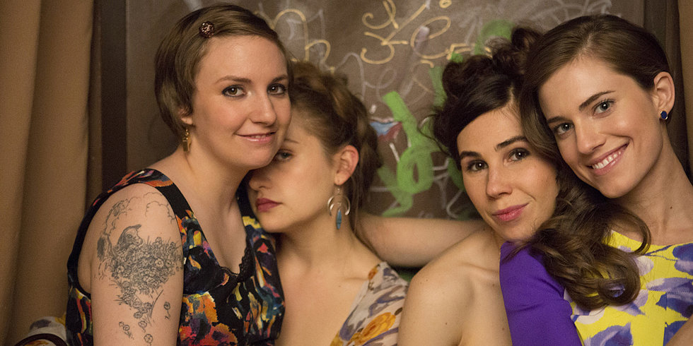 Here's Another Hilarious Trailer For Girls' New Season
