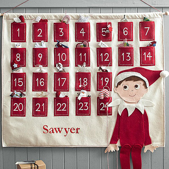A Custom Advent Calendar