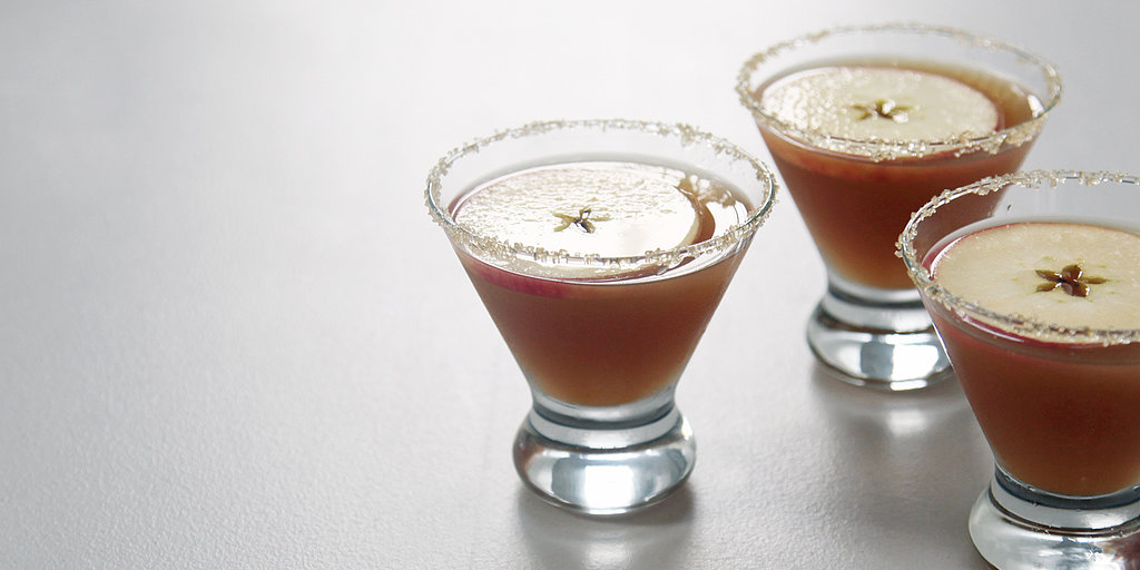Part Spiked Cider, Part Sidecar, All Delicious