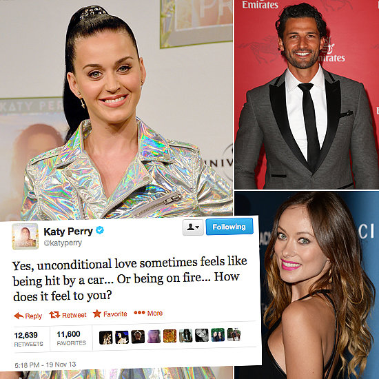Celebrity Tweets of the Week: Katy Perry, Tim Robards, Olivia Wilde & More!