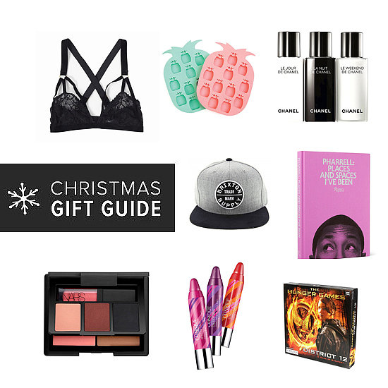 2013 Bumper Christmas Gift Guide: Sisters, Boyfriends, Healthy Eaters & More!