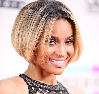 Ciara Hair and Makeup at American Music Awards 2013