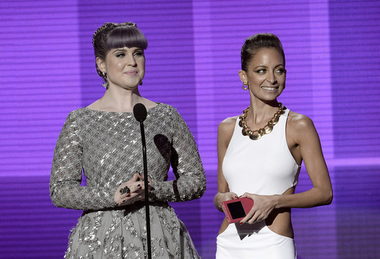 Nicole Richie Pops Up at the American Music Awards