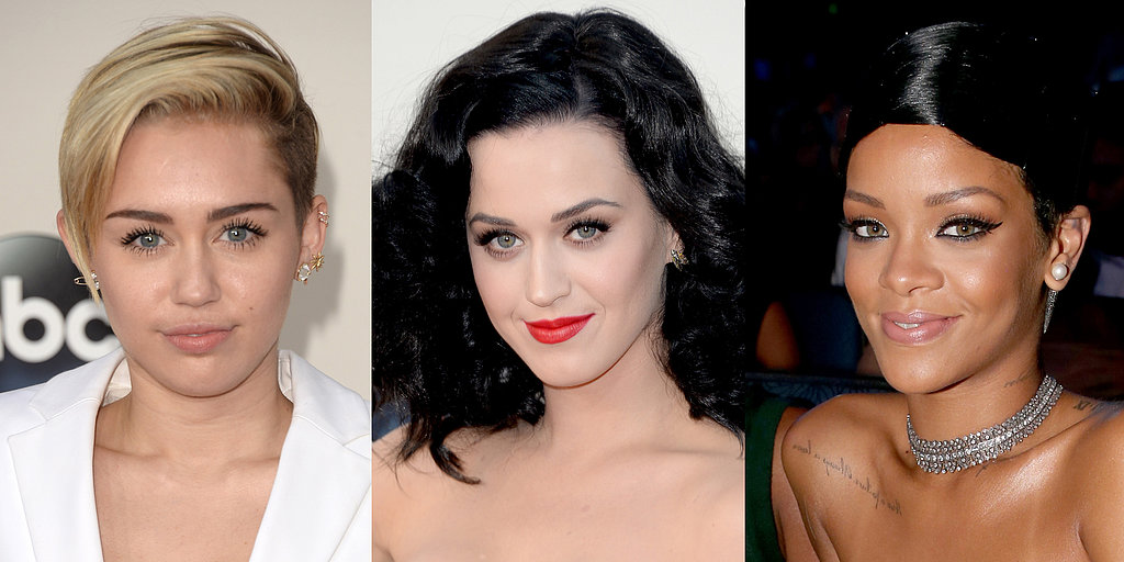 The Best American Music Awards Beauty Looks From Every Angle