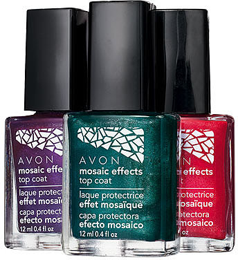 Mosaic Effects Top Coat