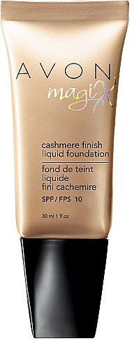 MagiX Cashmere Finish Liquid Foundation SPF 10