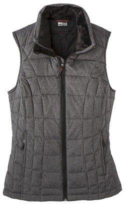 C9 by Champion ® Women's Puffer Vest -Heather Grey