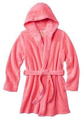Xhilaration® Juniors Plush Cozy Robe - Assorted Colors