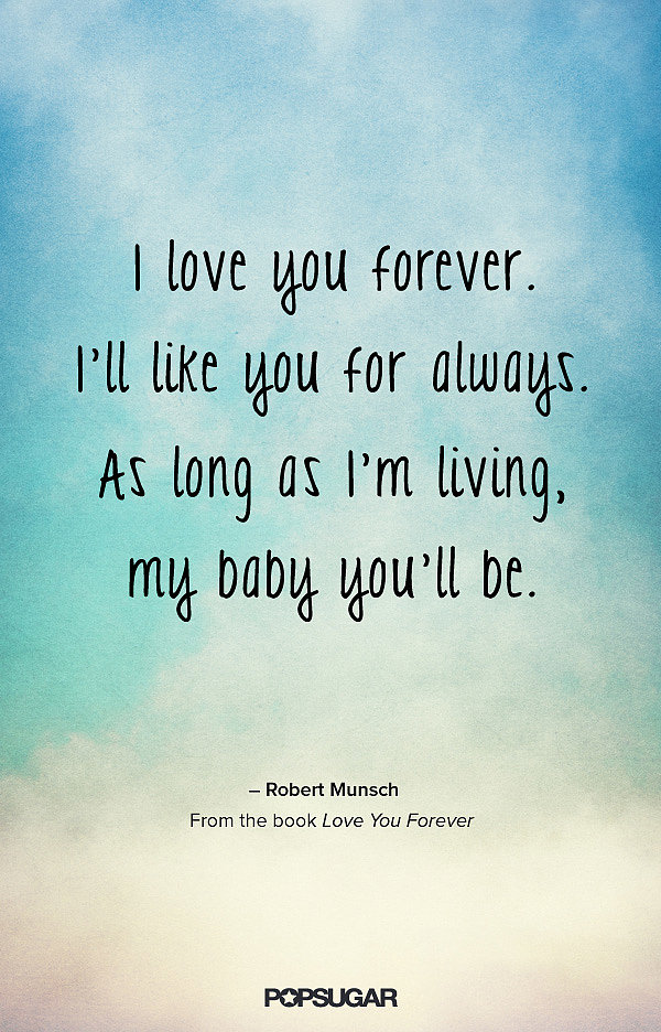 Forever Love Quotes : Love You Forever Quotes. QuotesGram