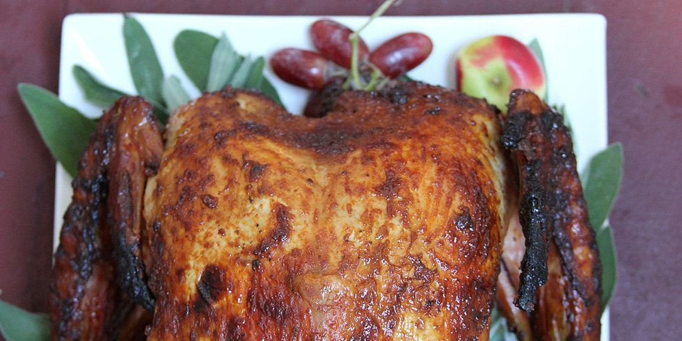 Go Bold With This Bourbon-Glazed Turkey