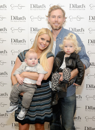 Jessica Simpson Brings Her Whole Family Back Home to Texas