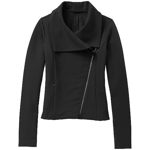Athleta On the Move Moto Jacket