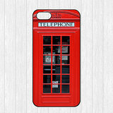 London Telephone Booth Phone Case