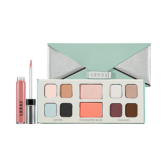 We love the vintage feel of Lorac's Mint Edition Palette ($42), which comes in an adorably hued envelope that makes the perfect wrapping on its own.